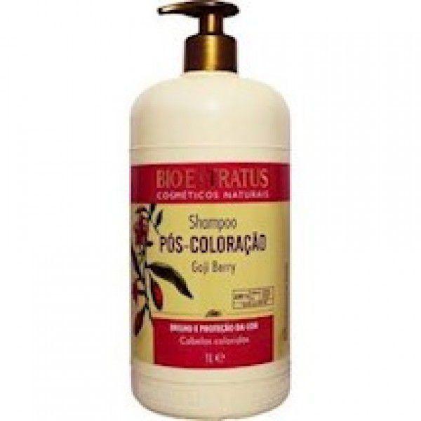 Shampoo Pós-Coloração Goji Berry 1L - Bio Extratus