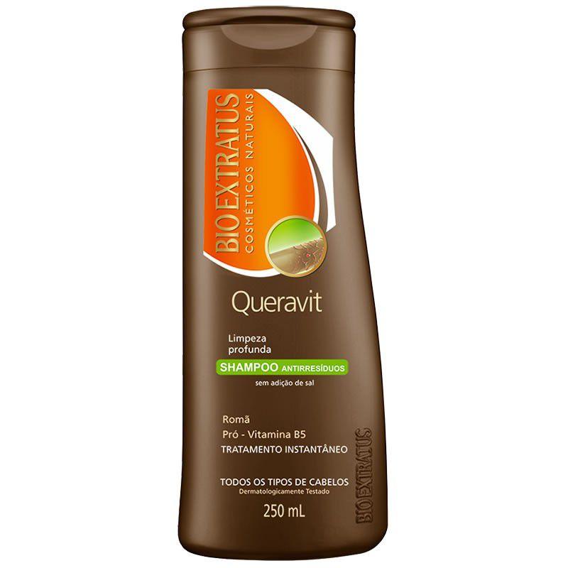 Shampoo Queravit Anti-Resíduos 200ml- Bio Extratus