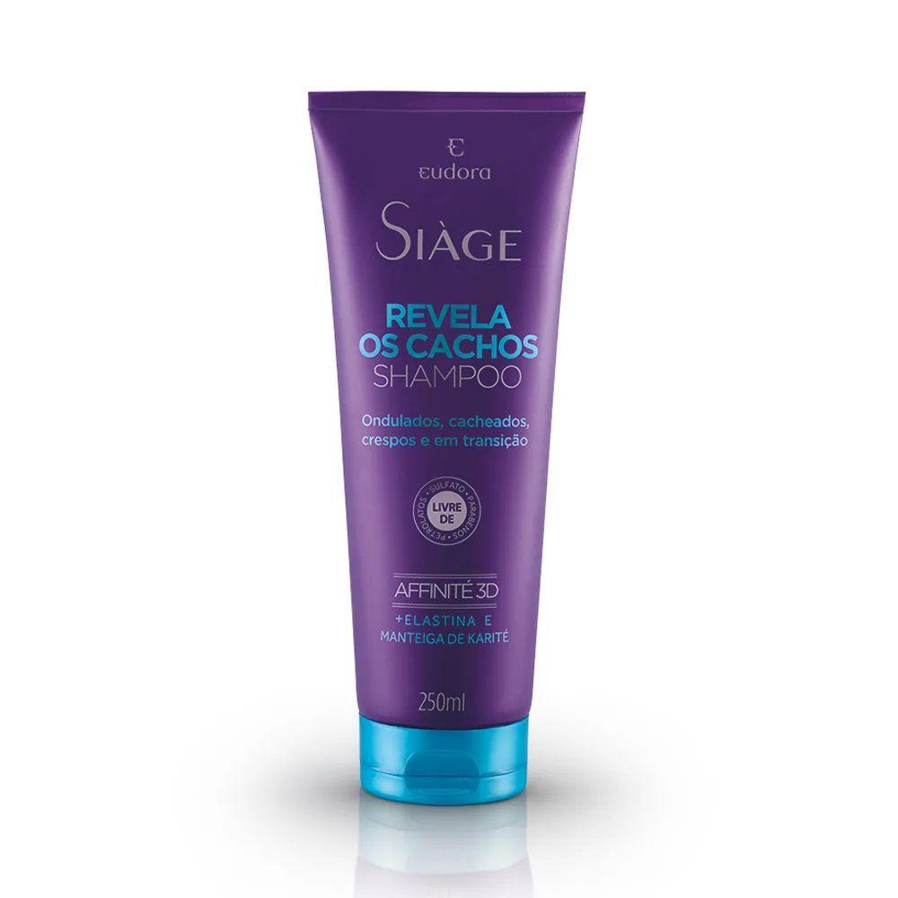 Shampoo Revela os Cachos - 250ml - Siàge