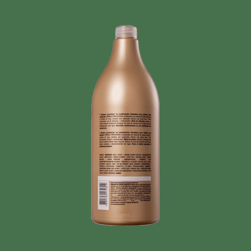 Shampoo Serie Expert Absolut Repair Gold Quinoa + Protein 1500ml - Loreal Profissional