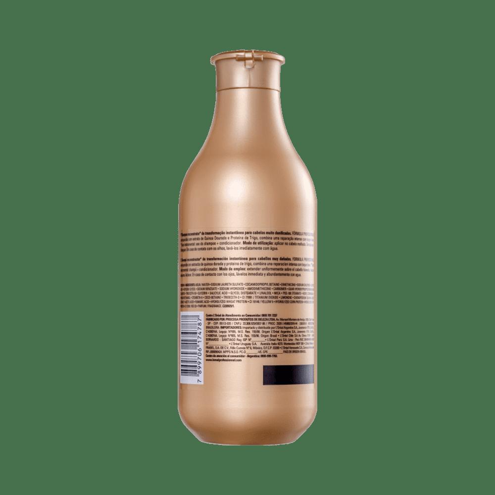 Shampoo Serie Expert Absolut Repair Gold Quinoa + Protein 300ml - Loreal Profissional