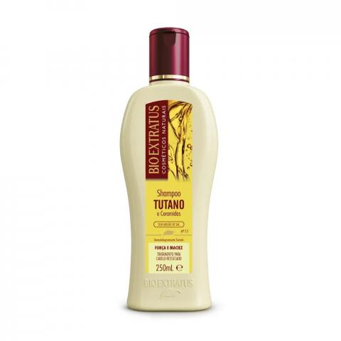 Shampoo Tutano Ceramidas 250ml -Bio Extratus