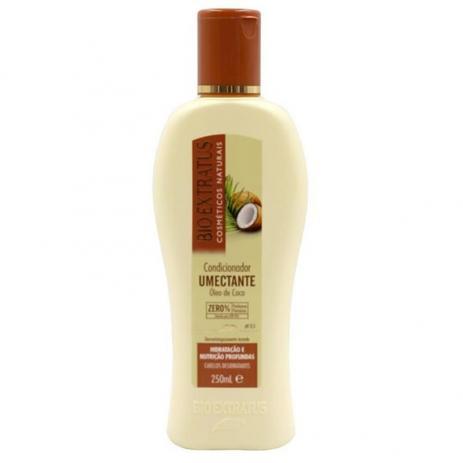 Shampoo Umectante Óleo de Coco 250ml - Bio Extratus