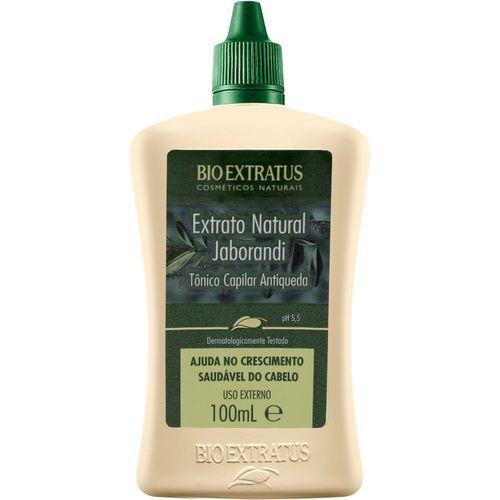 Tônico Antiqueda Extrato De Jaborandi 100ml-Bio Extratus