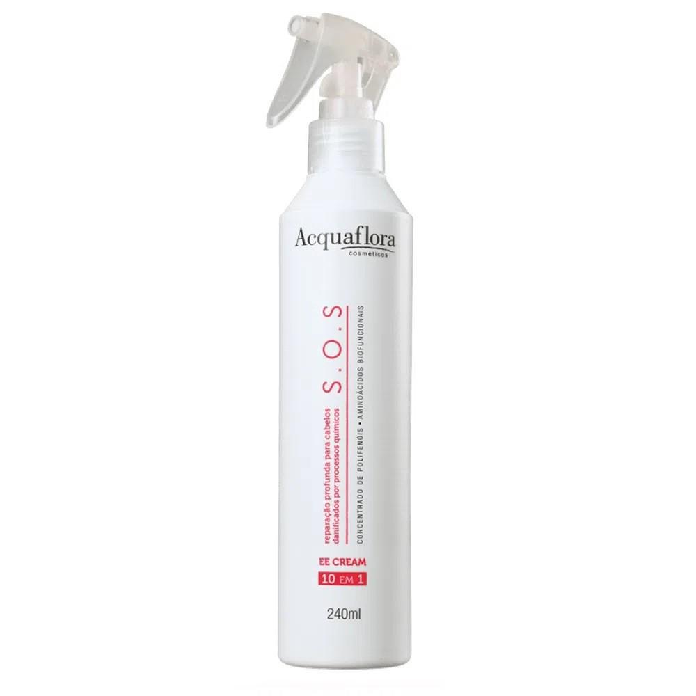 Tratamento S.O.S EE Cream 10 em 1- Reparação Profunda 240ml- Acquaflora