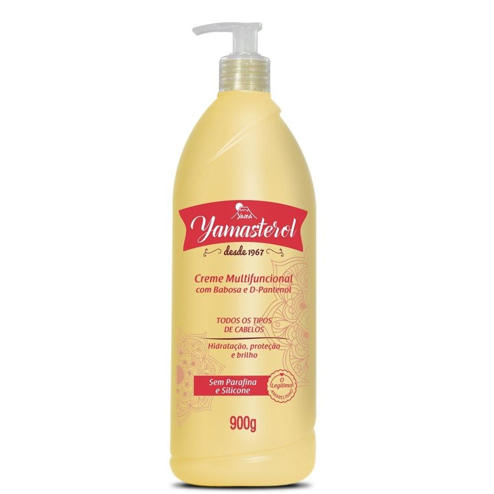 Yamasterol Creme Multifuncional com Babosa e D-Pantenol 900g - Yamá