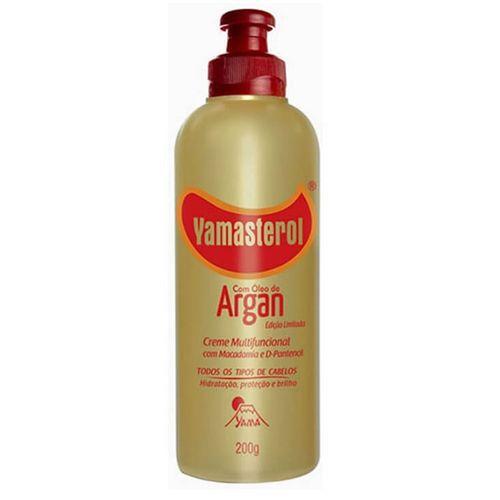 Yamasterol Creme Multifuncional com Óleo de Argan 200g - Yamá