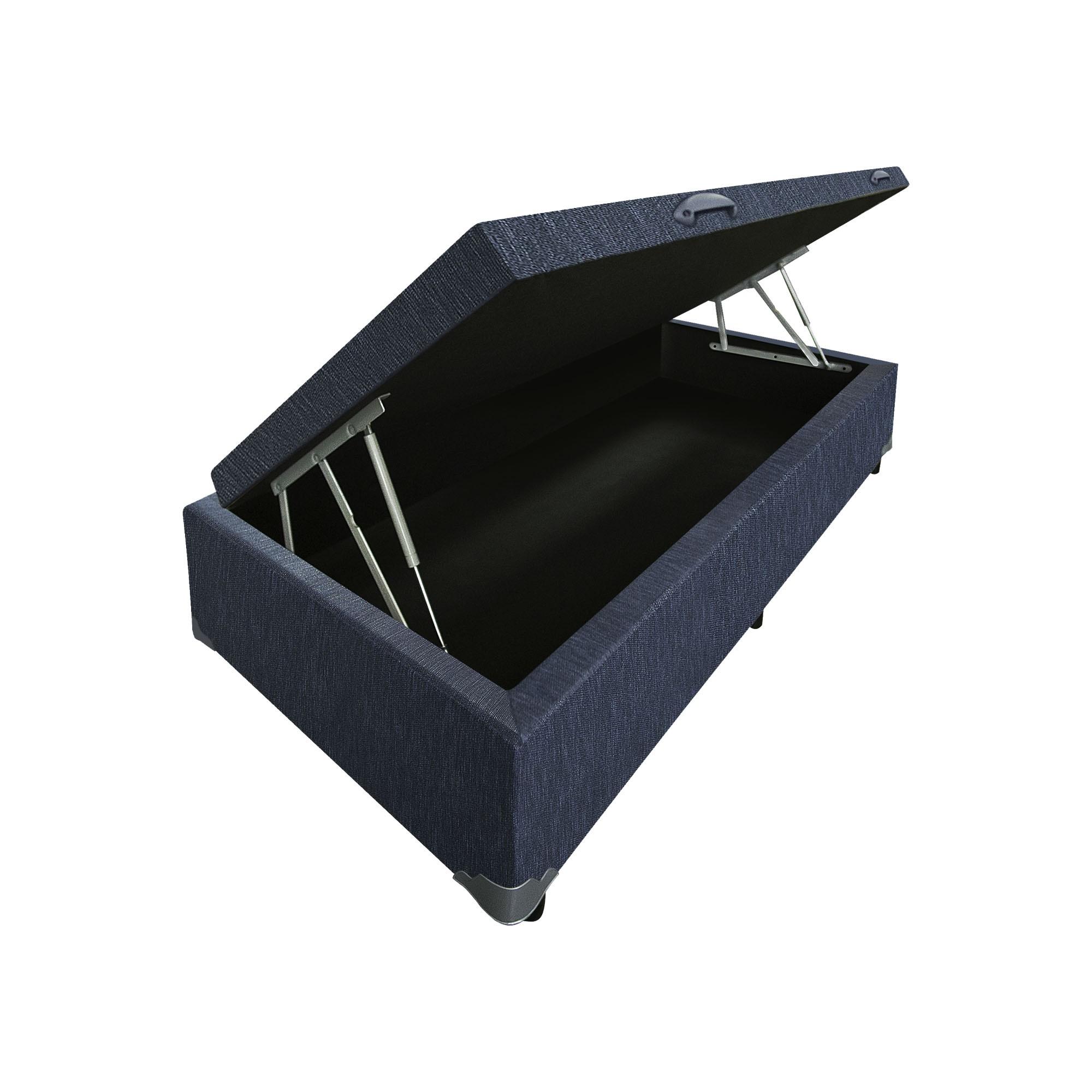 Box Baú Linhão Cosmo [Solteiro 078 x 188 cm]
