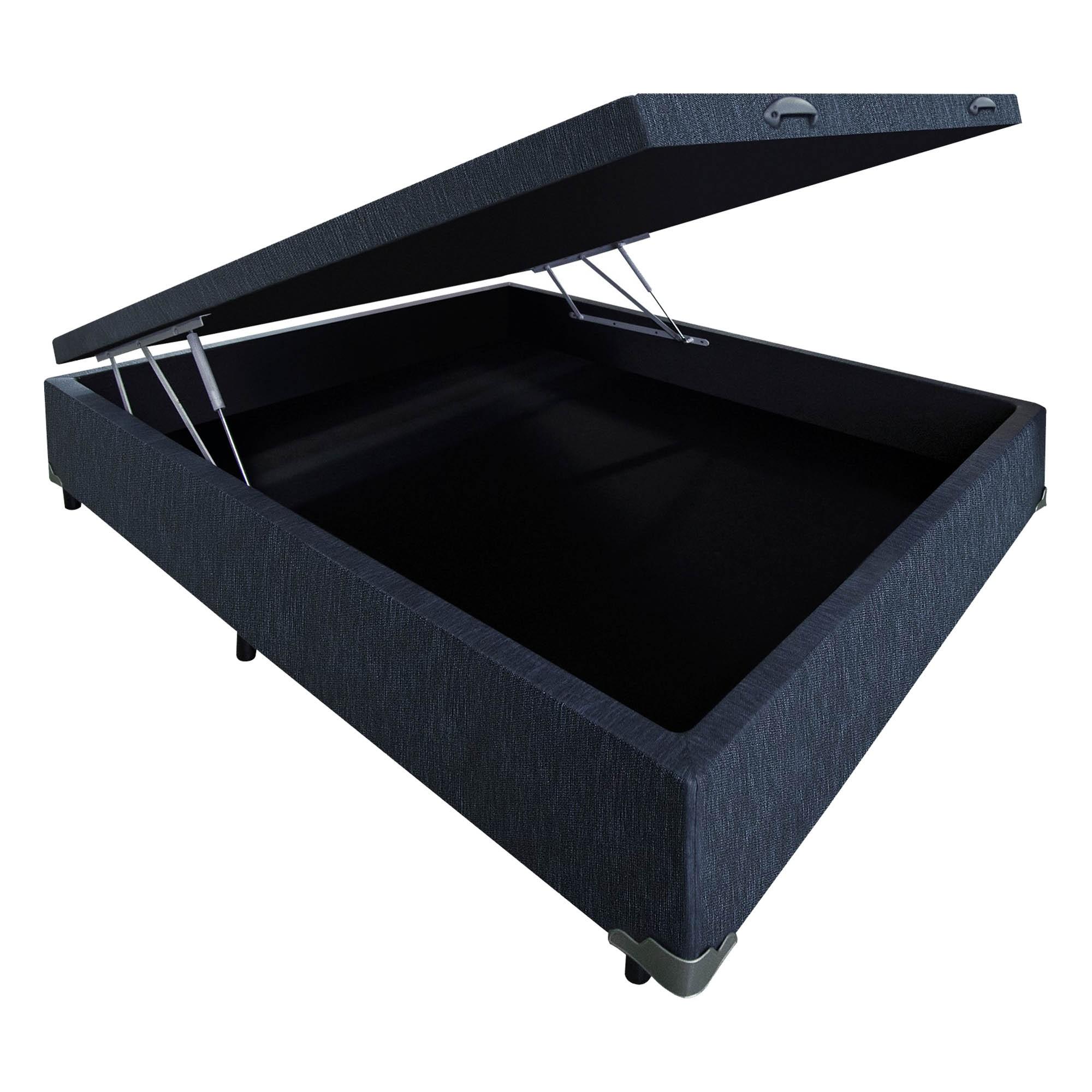 Box Baú Linhão Cosmo [Viúva 120 x 203 cm]