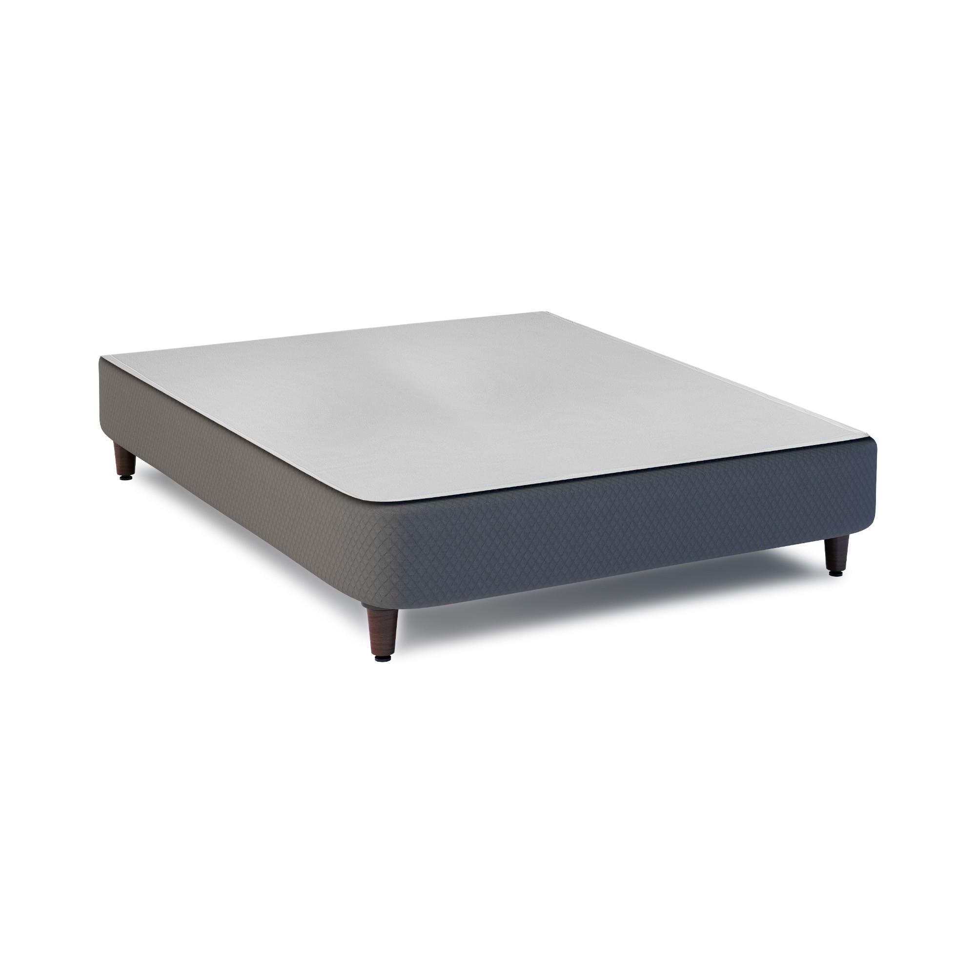 Box Simmons Platinum 25 cm [Solteirão 096 x 203 cm]