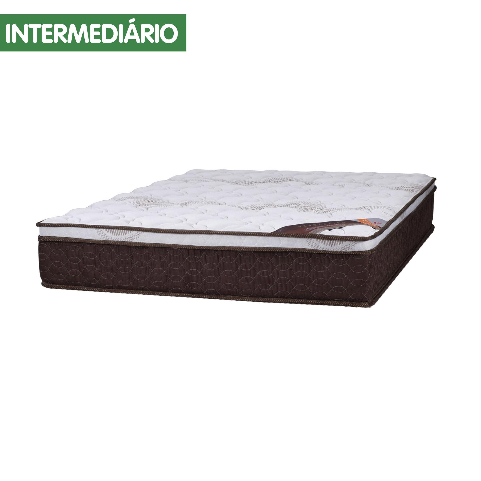 Colchão Castor Revolution Pocket 30 cm [Casal 138 x 188 cm]
