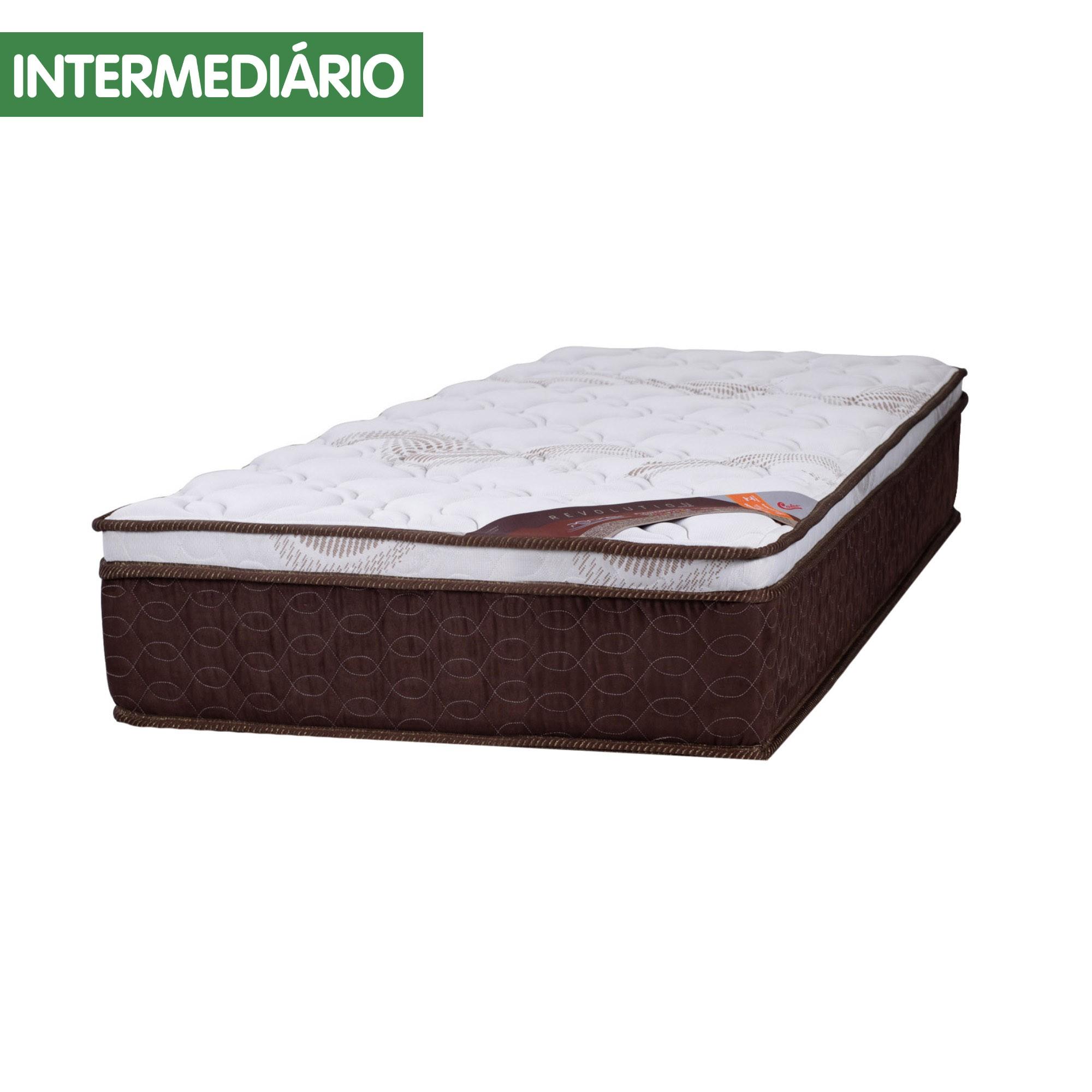 Colchão Castor Revolution Pocket 30 cm [Solteiro 088 x 188 cm]