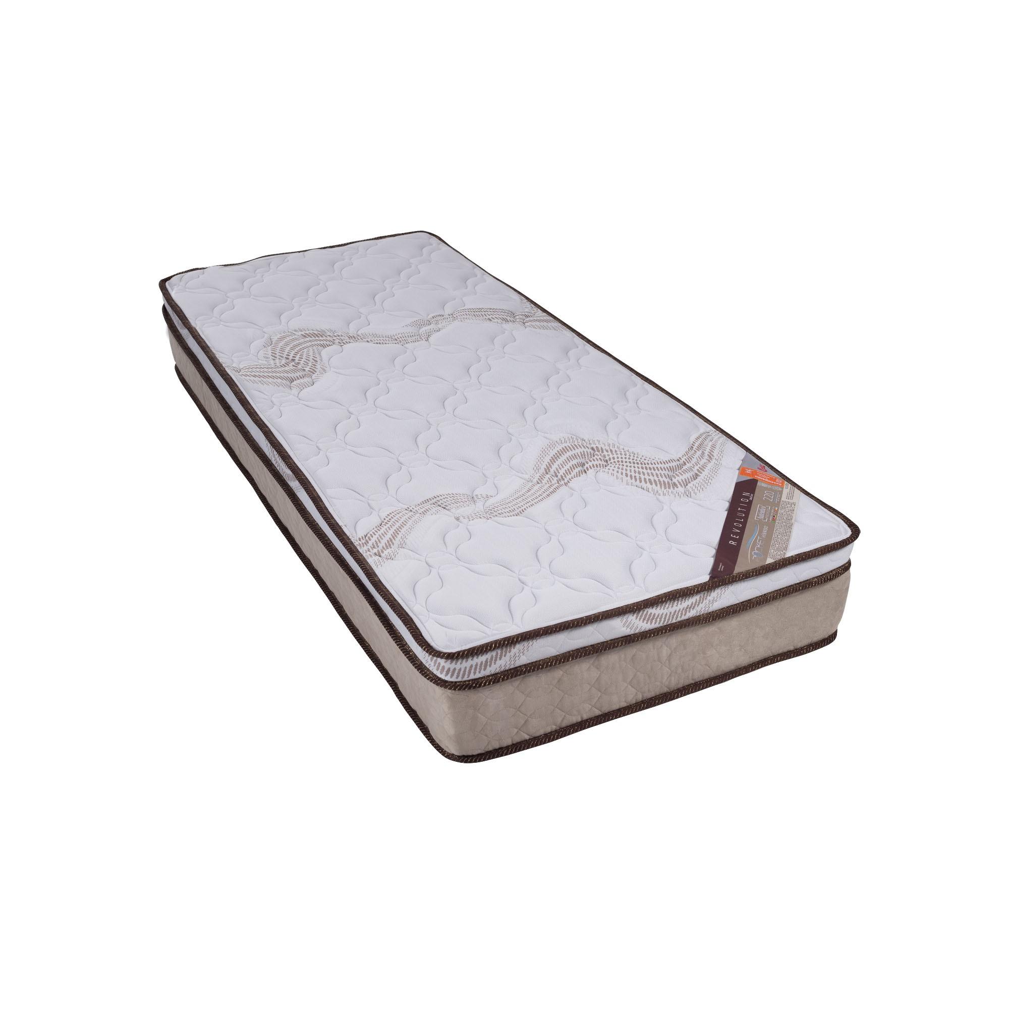 Colchão Castor Revolution Tecnopedic 30 cm [Solteiro 078 x 188 cm]