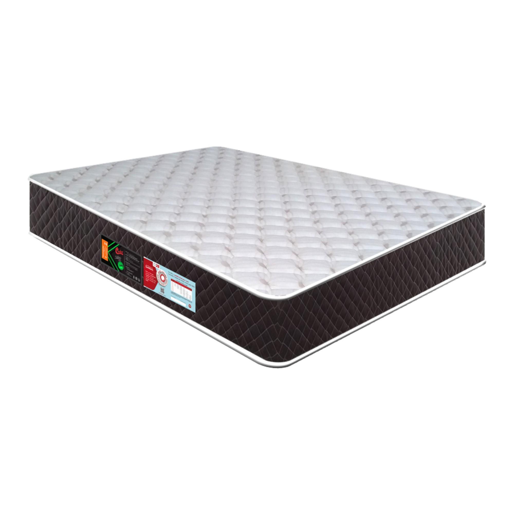 Colchão Castor Sleep Max D28 25 cm [Viúva 128 x 188 cm]