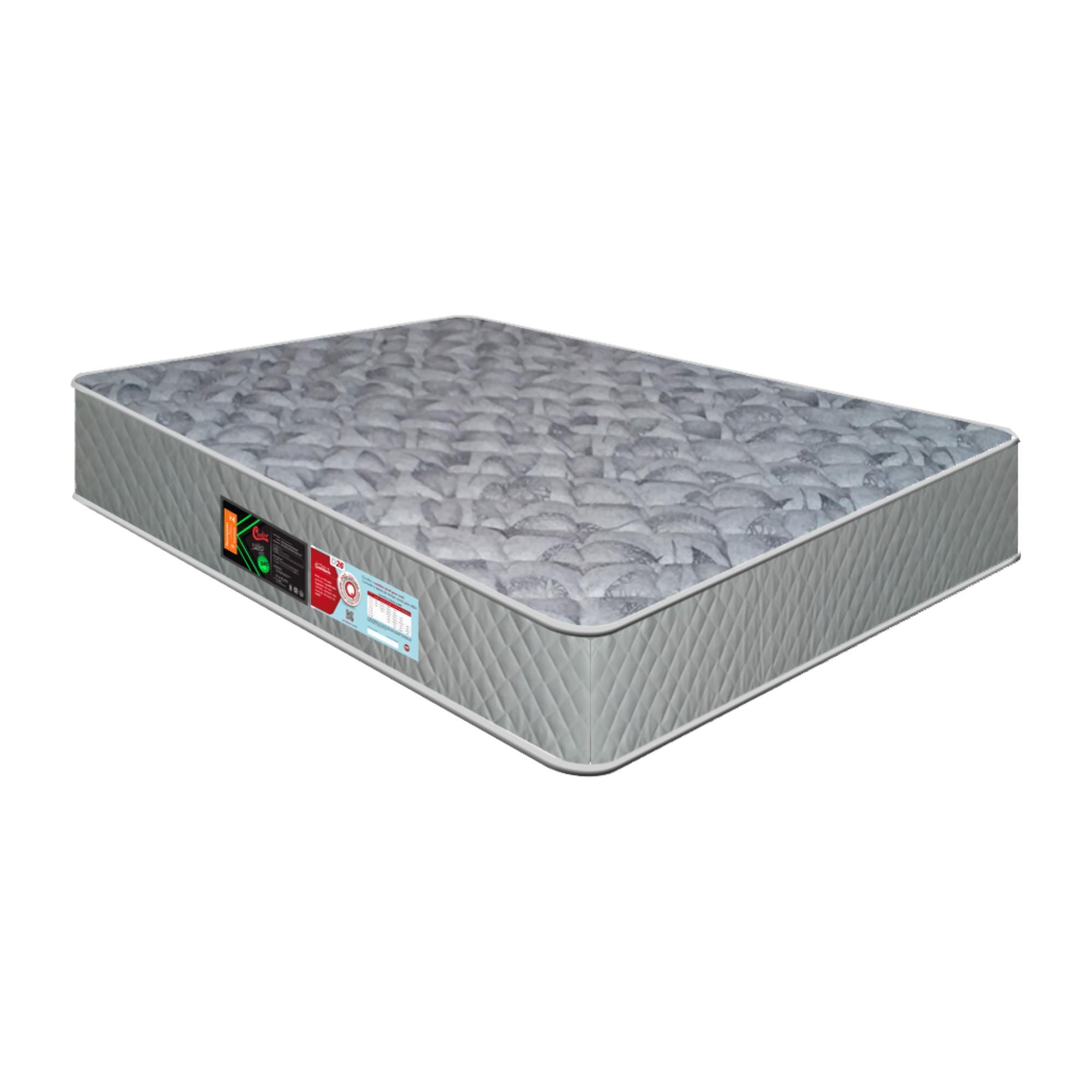 Colchão Castor Sleep Max D33 25 cm [Solteirão 096 x 203 cm]