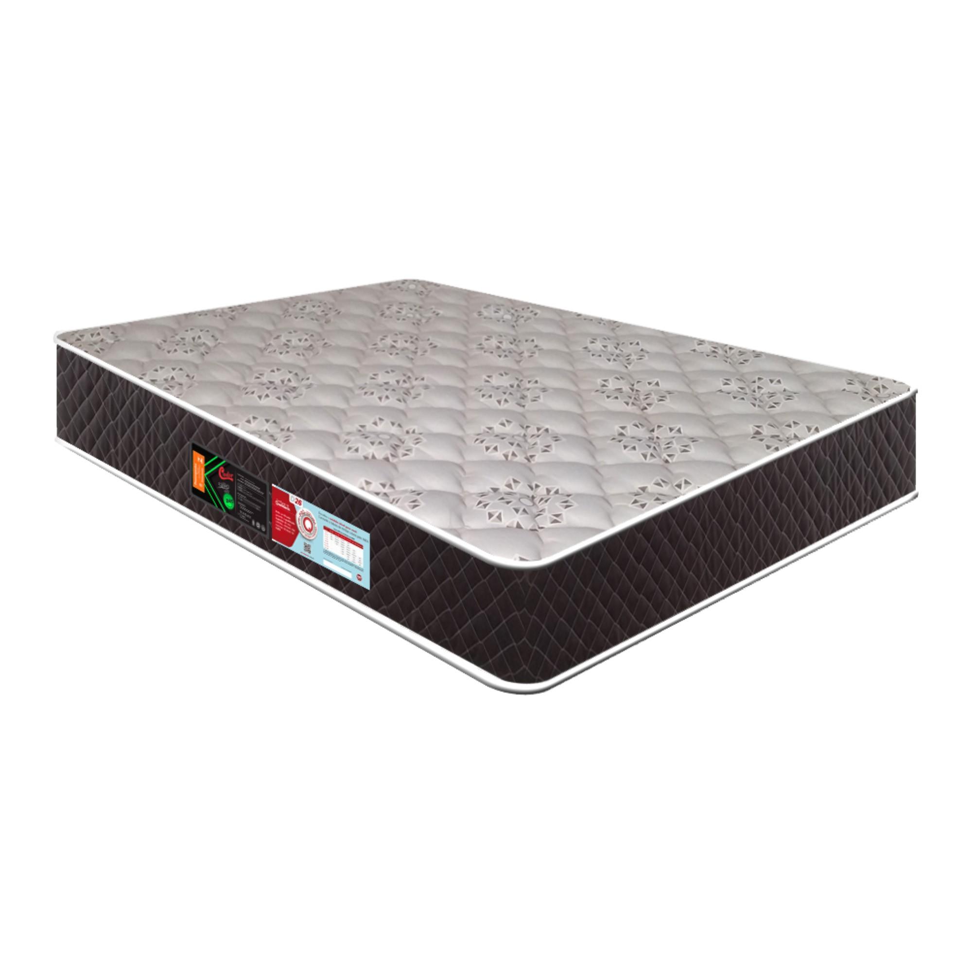 Colchão Castor Sleep Max D45 25 cm [Solteiro 088 x 188 cm]