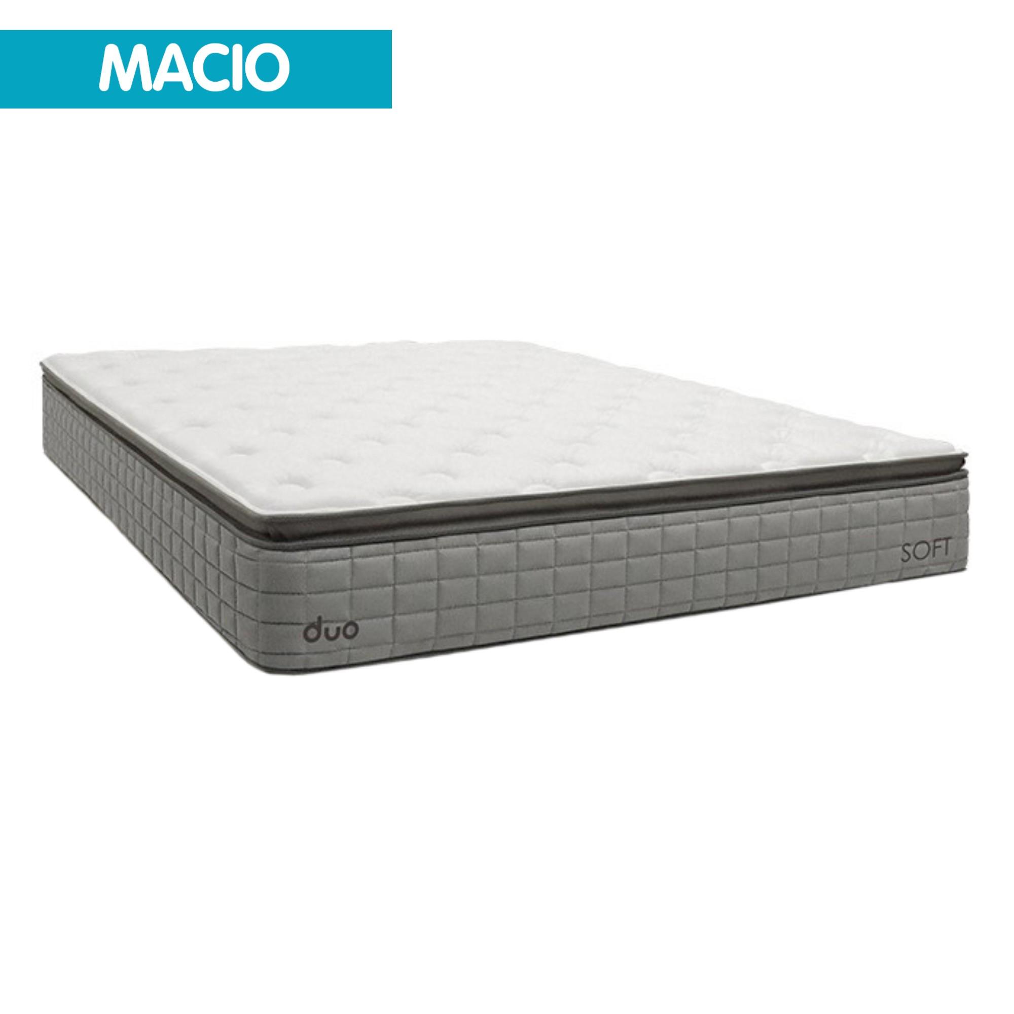 Colchão MGA Duo Soft 30 cm [Queen 158 x 198 cm]