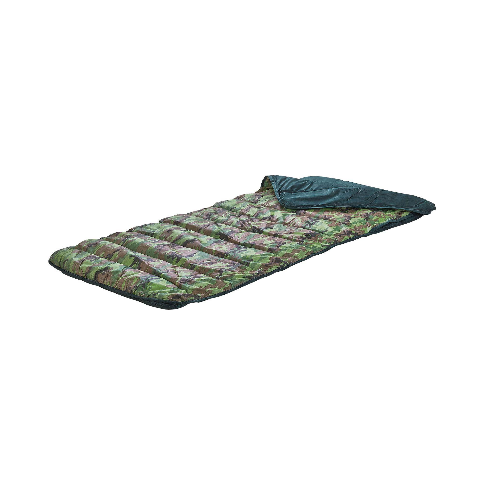 Colchonete e Saco de Dormir 2 em 1 Duo Camp, 185 x 065 cm