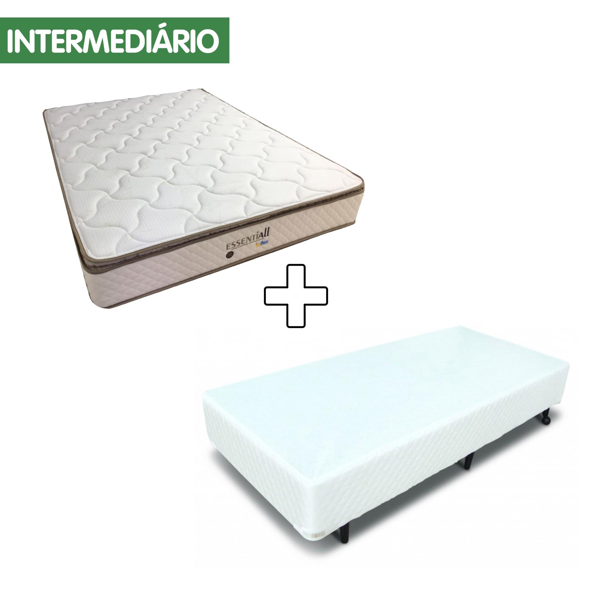 Conjunto Box MGA Itaflex Essentiall [Viúva 128 x 188 cm]