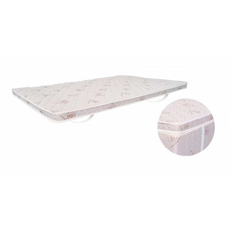 Pillow Top Castor Hotel Collection Elastic [Solteiro 088 x 188 cm]