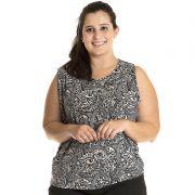 Blusa Regata Feminina Malha Liganete 40501