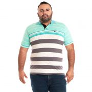 CAMISA POLO MANGA CURTA PLUS SIZE 118505
