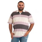 CAMISA POLO PLUS SIZE 118513