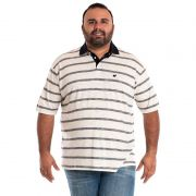 CAMISA POLO PLUS SIZE 118518