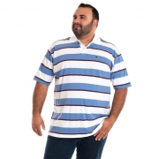 CAMISA POLO PLUS SIZE 118521