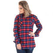 Camisa Xadrez Flanela 33406