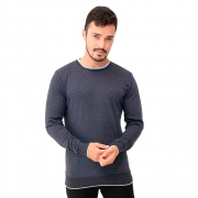 Suéter Masculino Liso 7108