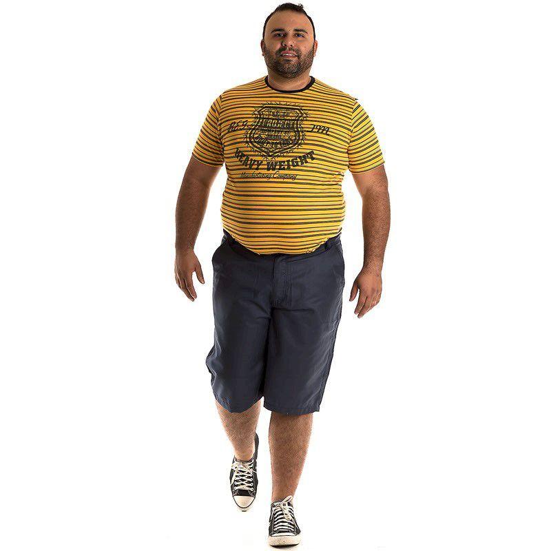 Bermuda Sarja Plus Size 107703