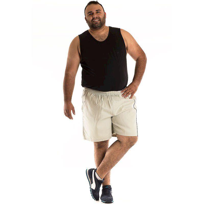 Bermuda Sarja Plus Size 22703