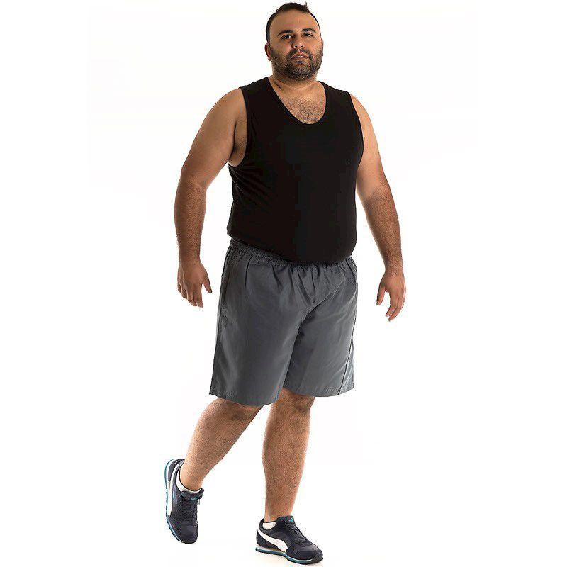 Bermuda Sarja Plus Size 22704