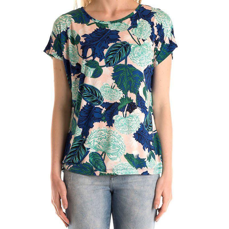 Blusa Estampada Floral 12712