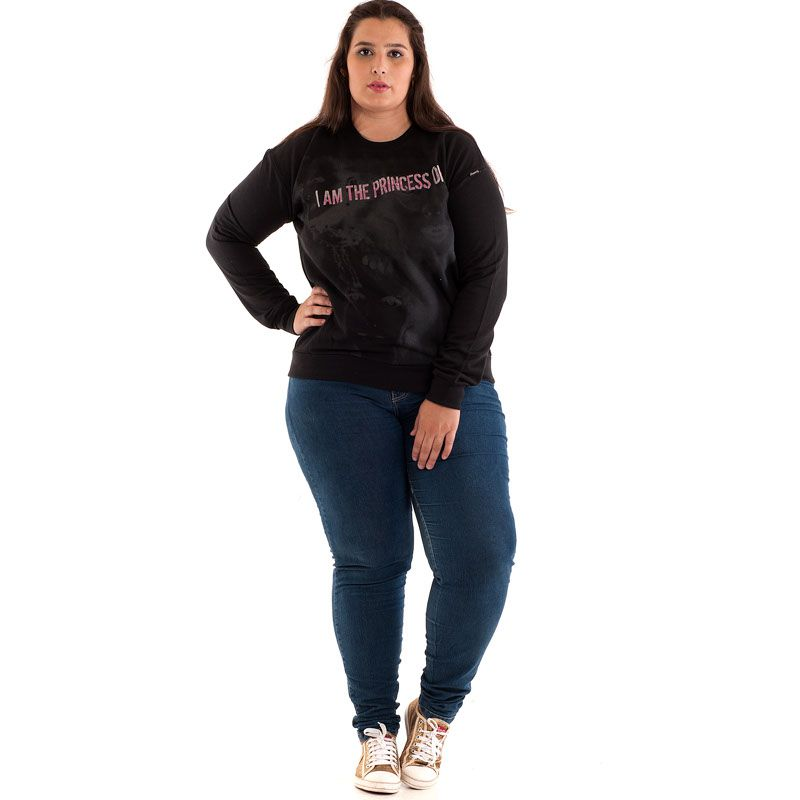 BLUSÃO MOLETOM PLUS SIZE 38709