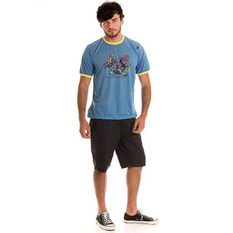Camisa Decote Redondo 97201