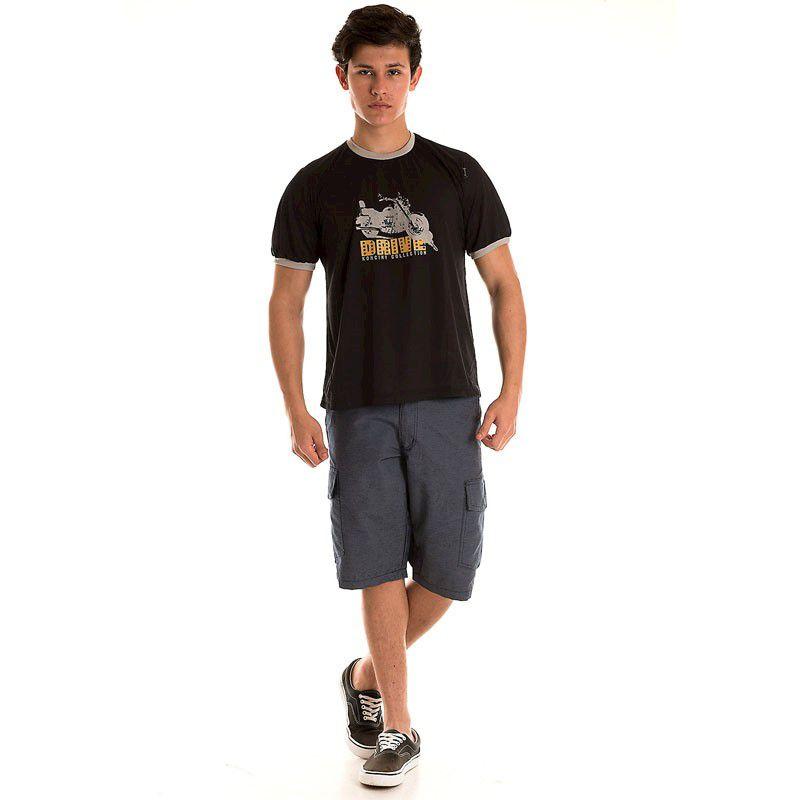Camisa Decote Redondo 97203