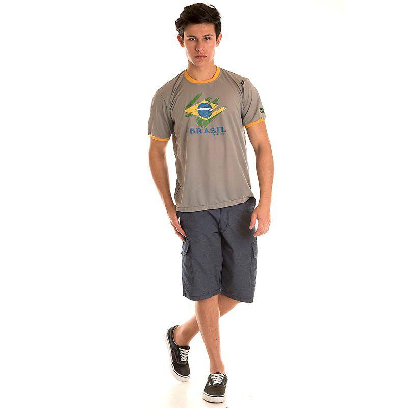Camisa Decote Redondo 97204
