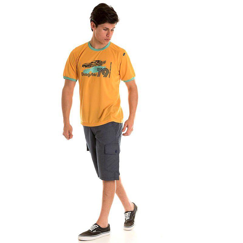 Camisa Decote Redondo 97205