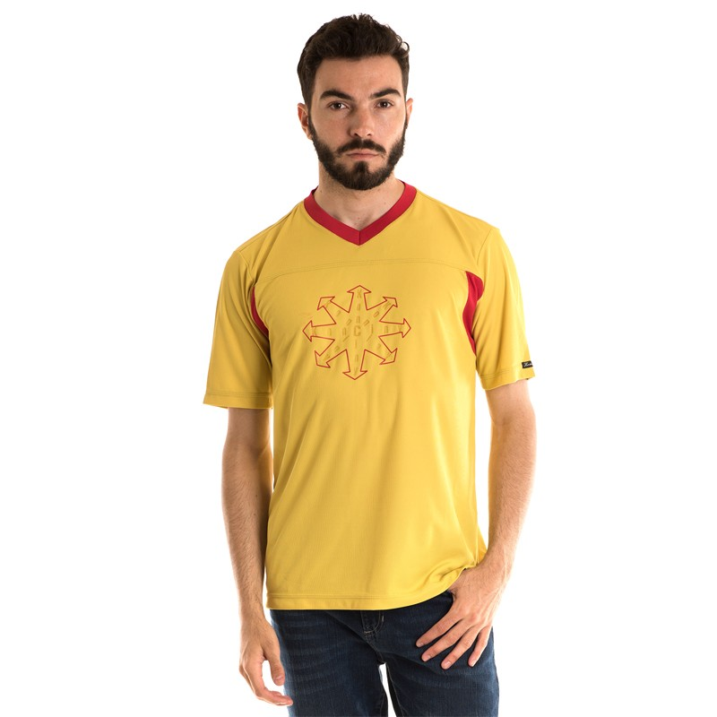 Camisa Decote V Dry Fit 95503