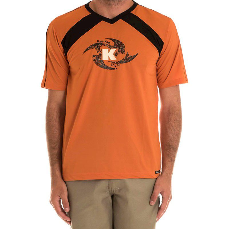 Camisa Decote V Dry Fit 95505