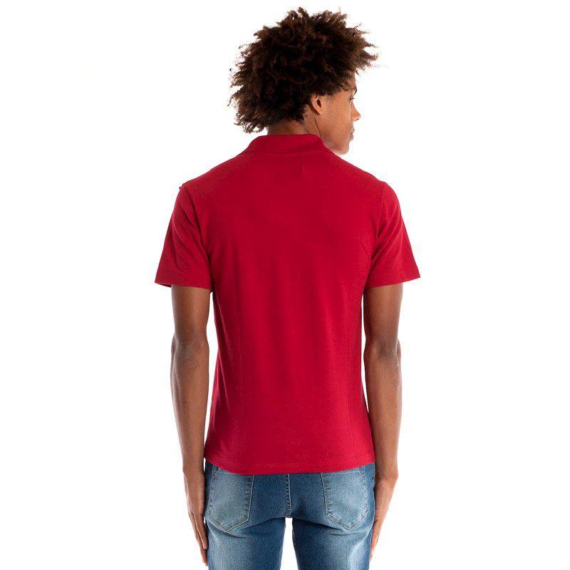 Camisa Polo Konciny Manga Curta 31001
