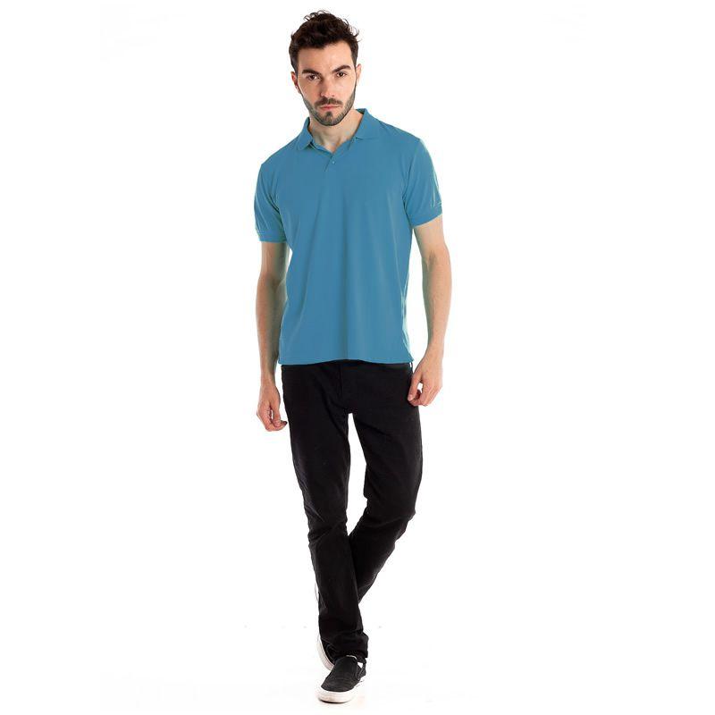 Camisa Polo Manga Curta 115502