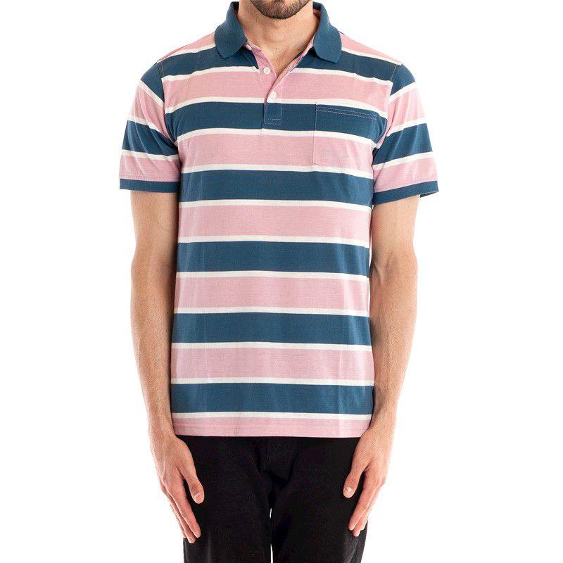 Camisa Polo Manga Curta 116506