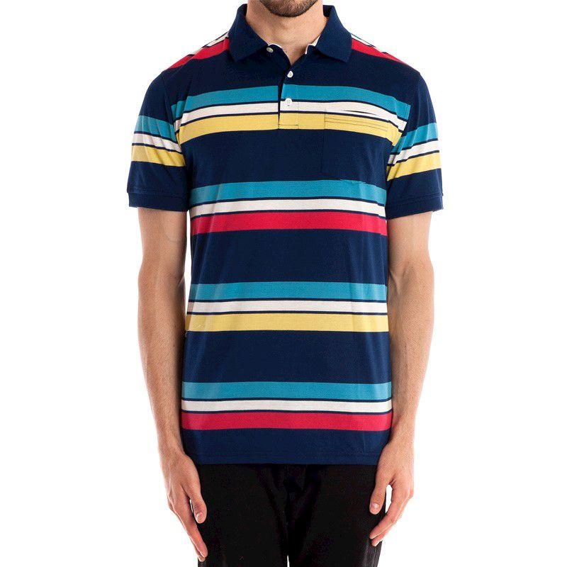 Camisa Polo Manga Curta 116509