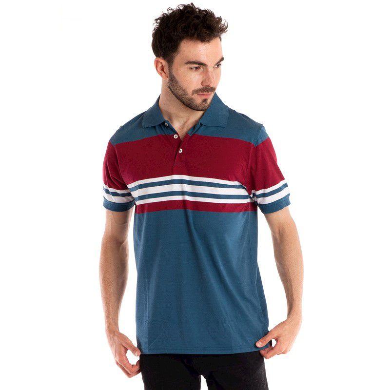 Camisa Polo Manga Curta 116517