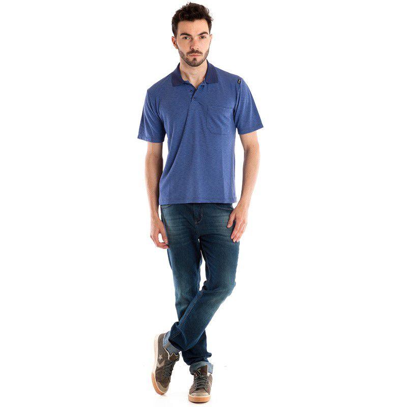 Camisa Polo Manga Curta 117806