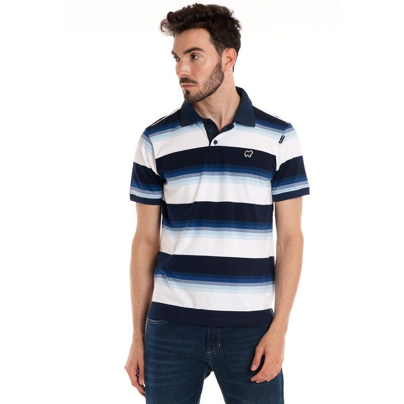 Camisa Polo Manga Curta 118350