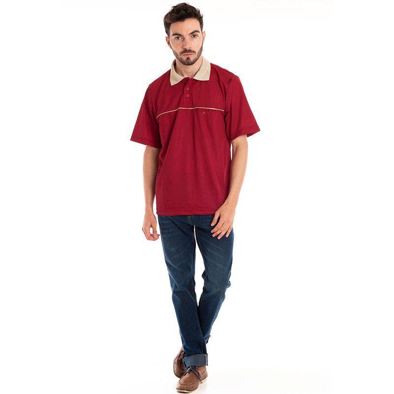 Camisa Polo Manga Curta 95701